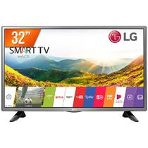 Smart TV LED 32 HD LG PRO 32LJ600B 2 HDMI USB Wi-Fi Integrado Conversor Digital