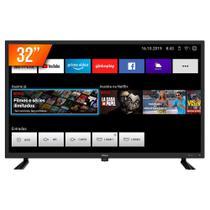 "Smart TV LED 32"" HD Philco PTV32D10N5SKH 2 HDMI 2 USB Wi-Fi Integrado -"