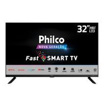 "Smart TV LED 32"" HD Philco PTV32G70SBL -"