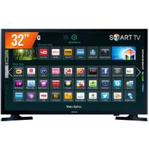 Smart TV LED 32 HD Samsung HG32NE595JGXZD 2 HDMI Wi-Fi Integrado - 02 Controles