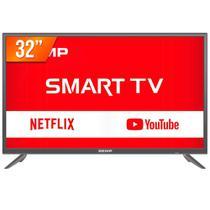 """Smart TV LED 32"""" HD Semp S3900FS HDMI USB Wi-Fi Conversor Digital -"""