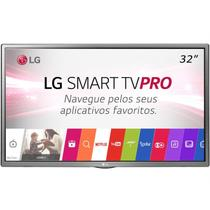 Smart TV LED 32 LG 32LJ601C 2 HDMI USB