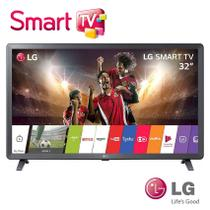 Smart TV LED 32 LG 32LK611C HD com Wi-Fi USB HDMI Time Machine Modo Hotel