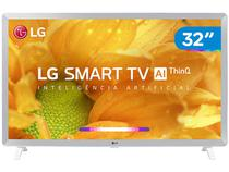 "Smart TV LED 32"" LG 32LM620BPSA Wi-Fi - Conversor Digital 3 HDMI 2 USB"