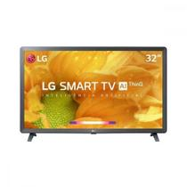 Smart TV Led 32'' LG 32LM621 HD Thinq AI Conversor Digital Integrado 3 HDMI 2 USB Wi-Fi -