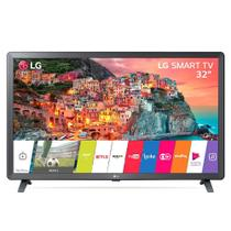 Smart TV LED 32'' LG, HD, 2 HDMI, 2 USB, Wi-Fi - 32LK615BPSB