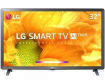 "Smart TV LED 32"" LG HD ThinQ AI TV HDR webOS 4.5 Wi-Fi 3 HDMI 2 USB -"