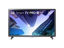 "Smart TV LED 32"" LG Modo Hotel - 3 HDMI, 2 USB, Bluetooth, Wi-Fi, Active HDR - 32LM621CBSB -"