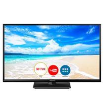 "Smart TV LED 32"" Panasonic TC-32FS600B, Full HD, Wi-Fi, 2 HDMI, 2 USB, Myhome Screen 3.0 -"