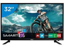 """Smart TV LED 32"""" Philco PTV32N87SA Android - Wi-Fi 2HDMI 2USB"""