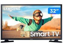 Smart TV LED 32'' Samsung 32T4300 HD - WIFI, HDR para Brilho e Contraste, Plataforma Tizen, 2 HDMI, 1 USB - Preta -