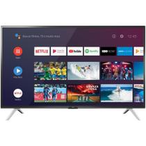 """Smart TV LED 32"""" Semp S5300, Android TV, Bluetooth, HDR, Inteligência Artificial, 2 HDMI, 1 USB -"""