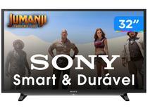 """Smart TV LED 32"""" Sony KDL-32W655D/Z Wi-Fi  - Conversor Digital 2 HDMI 2 USB"""