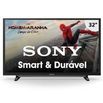 Smart TV LED 32 Sony KDL32W655D/Z Full HD Wi-Fi HDR 2 HDMI 2 USB -