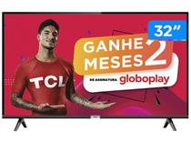 """Smart TV LED 32"""" TCL 32S6500 Android Wi-Fi HDR - Inteligência Artificial 2 HDMI USB"""