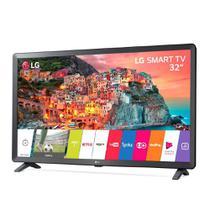 """Smart TV LED 32LK615B 32"""" Wi-Fi / HDMI / USB Preta - LG -"""