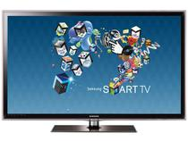 Smart TV LED 3D 32 Polegadas Full HD 1080p 4 HDMI - Conversor Digital Integrado UN32D6000 - Samsung