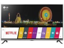 "Smart TV LED 3D 42"" LG 42LF6400 Full HD - Conversor Integrado 3 HDMI 3 USB WebOS Wi-Fi"