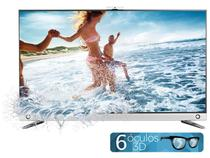 "Smart TV LED 3D 55"" LG LA9650 4k/Ultra HD - Conversor Integrado 3 HDMI 3 USB Wi-Fi 6 Óculos"