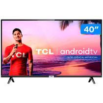 "Smart Tv LED 40"" Bluetooth Hdmi Wi-fi Usb - Tcl -"