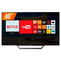 """Smart TV LED 40"""" Full HD Sony KDL-40W655D  2 HDMI 2 USB Wi-Fi -"""