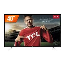 Smart TV LED 40 Full HD TCL L40S4900FS 3 HDMI 2 USB Wi-Fi Integrado e Conversor Digital