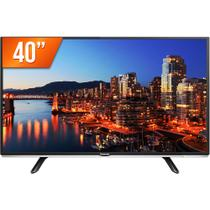 Smart TV LED 40 Panasonic Full HD 2 HDMI 1 USB Wi-Fi Integrado Conversor Digital TC-40DS600B