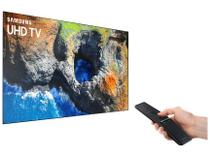 "Smart TV LED 40"" Samsung 4K/Ultra HD 40MU6100 - Tizen Conversor Digital Wi-Fi 3 HDMI 2 USB"