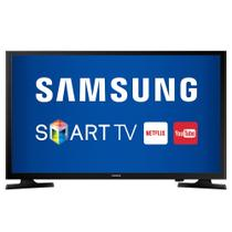 Smart TV LED 40 Samsung UN40J5200 Full HD com Conversor Digital - Wi-Fi, HDMI, USB