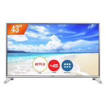 Smart TV LED 43 Full HD Panasonic TC-43FS630B HDMI USB Wi-Fi Integrado Conversor Digital