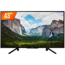 Smart TV LED 43 Full HD Sony KDL-43W665F 2 HDMI 2 USB Wi-Fi