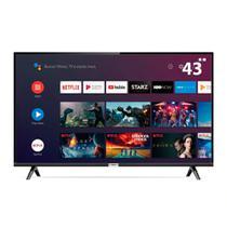 """Smart TV LED 43"""" Full HD TCl 43S6500FS 2 HDMI 1 USB Wi-Fi -"""