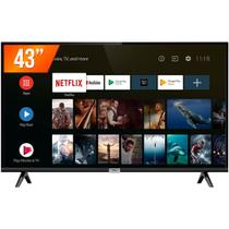 Smart TV LED 43 Full HD TCL 43S6500S Android OS 2 HDMI 1 USB Wi-Fi