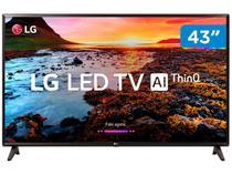 "Smart TV LED 43"" LG 43LK5700PSC Full HD - Wi-Fi Inteligência Artificial 2 HDMI USB"