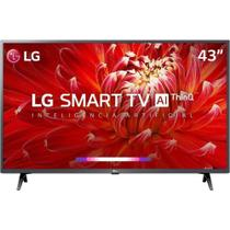 Smart Tv Led 43'' Lg 43lm6300 Fhd Thinq Ai Conversor Digital Integrado 3 Hdmi 2 Usb Wi-Fi -