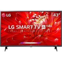 Smart TV Led 43 LG FHD Thinq AI Conversor Digital Integrado 3 HDMI 2 USB Wi-Fi -