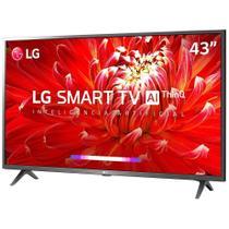 Smart TV LED 43 LG Full HD, 3 HDMI, 2 USB, Wi-Fi - 43LM6300PSB -
