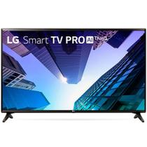 Smart TV LED 43 LG Full HD ThinQ AI TV HDR webOS 4.0 Wi-Fi 1 USB 2 HDMI