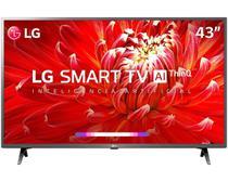 "Smart TV LED 43"" LG Full HD ThinQ AI TV HDR webOS 4.5 Wi-Fi 3HDMI 2USB -"