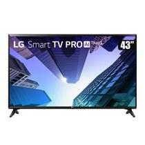 Smart TV Led 43 LG Pro Thinq AI Full HD 2 HDMI Bluetooth Wi-Fi