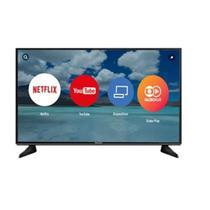 "Smart TV LED 43"" Panasonic TC-43EX600B 4K Ultra HD HDR com Wi-Fi 3 USB 3 HDMI Hexa Chroma My Home Sc -"