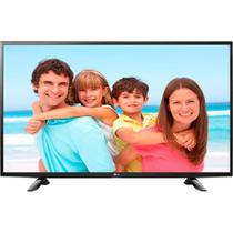 Smart TV LED 43 Polegadas LG Full HD HDMI USB 43LH5700 - Lg Som Imagem