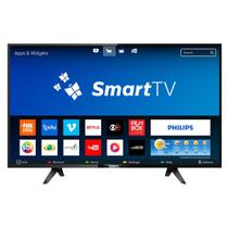 Smart TV LED 43 Polegadas Philips Full HD Wifi USB HDMI