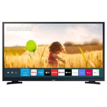 Smart TV LED 43 Polegadas Samsung LH43BETMLGGXZD 2 HDMI 1 USB Wifi Preto Bivolt -