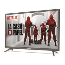 Smart TV LED 43 Polegadas Semp Toshiba 43S3900 Full HD Conversor Digital 2 HDMI 1 USB Wi-Fi 60Hz
