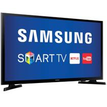 Smart TV LED 43 Samsung UN43J5200AGXZD Full HD, USB, HDMI,  Wi-Fi, Screen Mirroring