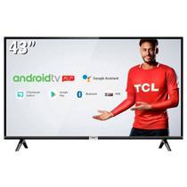 Smart TV LED 43 SEMP TCL 43S6500 Full HD Android Wi-Fi 2 HDMI 1 USB -