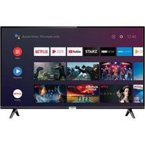 Smart TV LED 43 TCL S6500, Full HD, Android, 2 HDMI, 1 USB, Wi-Fi, Bluetooth, Controle Remoto com Comando de Voz