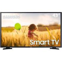 Smart TV LED 43Pol LED Samsung TIZEN WIFI UN43T5300AGXZD FULL HD