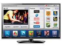 "Smart TV LED 47"" LG 47LS5700 Full HD 1080p - Conversor Integrado 4 HDMI 3 USB Wi-Fi DLNA"